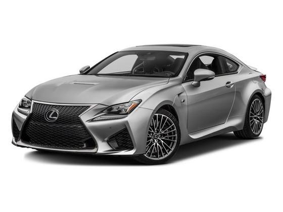 2016 Lexus RC F : Car has generic photo