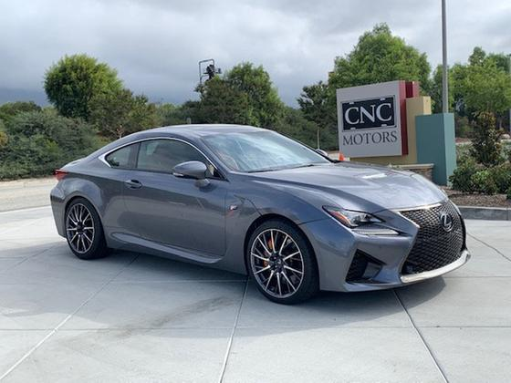 2016 Lexus RC F:20 car images available