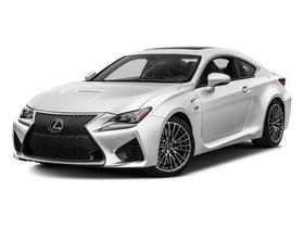 2017 Lexus RC F : Car has generic photo