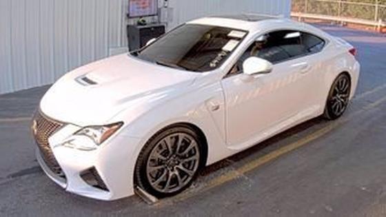 2015 Lexus RC F:4 car images available