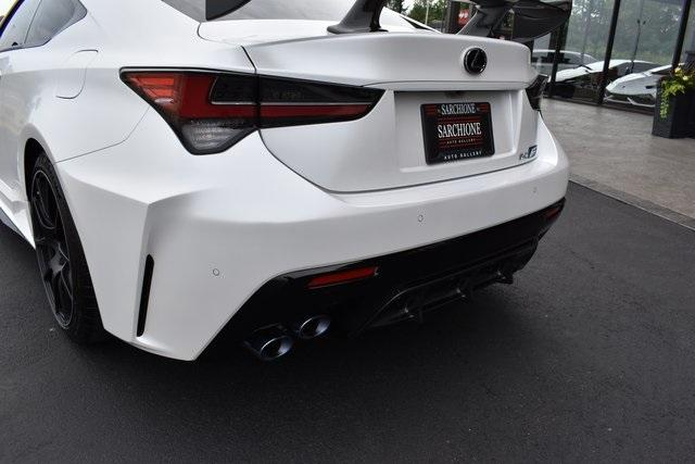 2021 Lexus RC F