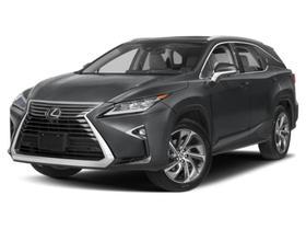 2018 Lexus RX  : Car has generic photo