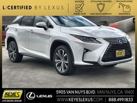 2018 Lexus RX :24 car images available