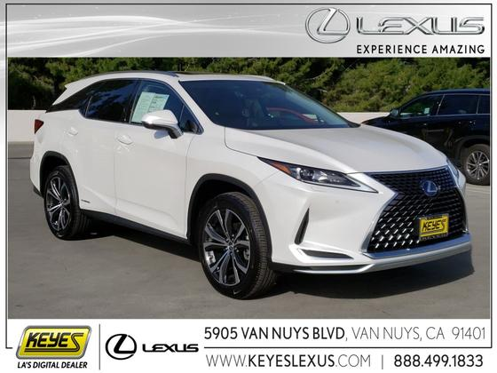 2020 Lexus RX :24 car images available