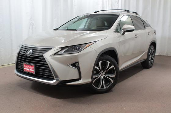 2017 Lexus RX :22 car images available