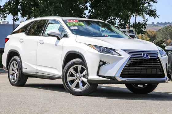 2019 Lexus RX :24 car images available