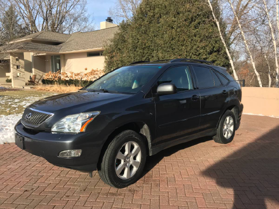 2004 Lexus RX 330:5 car images available