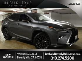 2016 Lexus RX 350 F Sport:24 car images available