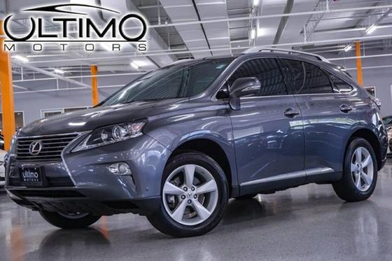 2013 Lexus RX 350:24 car images available