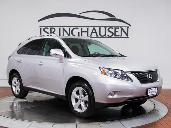 2010 Lexus RX 350:22 car images available