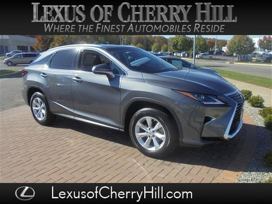 2016 Lexus RX 350:23 car images available