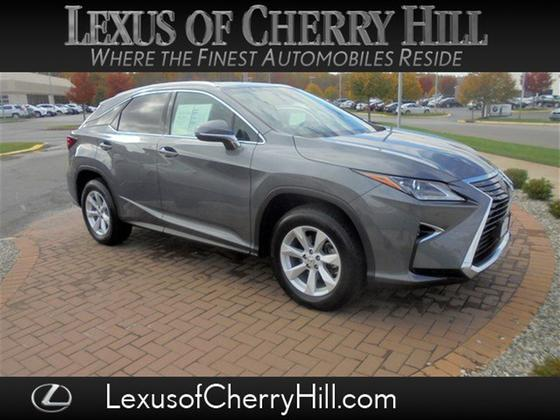 2017 Lexus RX 350:23 car images available