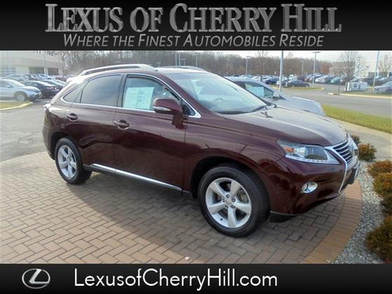 2013 Lexus RX 350:23 car images available