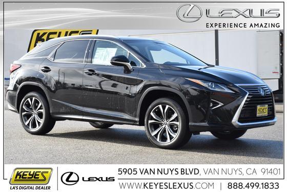 2018 Lexus RX 350 : Car has generic photo