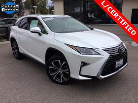 2017 Lexus RX 350:19 car images available