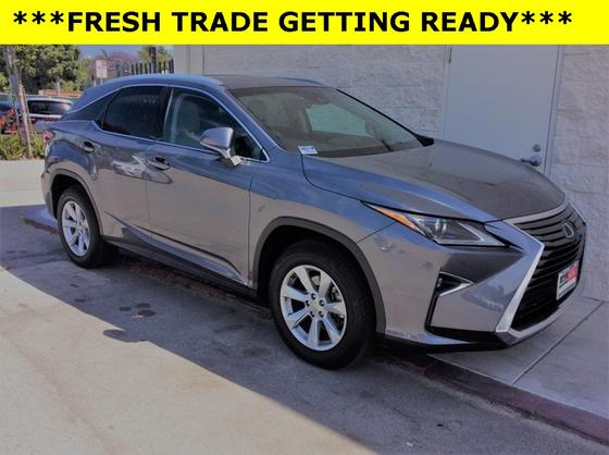 2017 Lexus RX 350:8 car images available