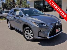 2017 Lexus RX 350:17 car images available