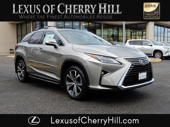 2018 Lexus RX 350:24 car images available