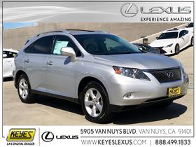 2011 Lexus RX 350:24 car images available