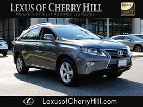 2014 Lexus RX 350:24 car images available