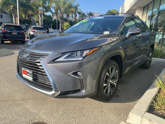 2018 Lexus RX 350:20 car images available