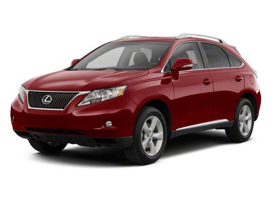 2011 Lexus RX 350 : Car has generic photo