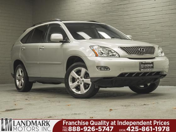 2007 Lexus RX 350:24 car images available