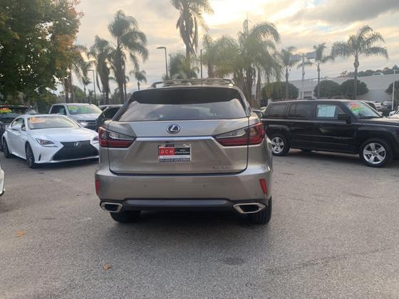 2018 Lexus RX 350