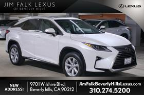 2017 Lexus RX 350:9 car images available