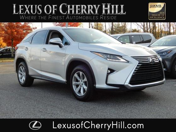 2017 Lexus RX 350:24 car images available