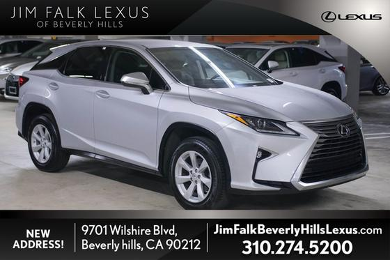 2016 Lexus RX 350:9 car images available