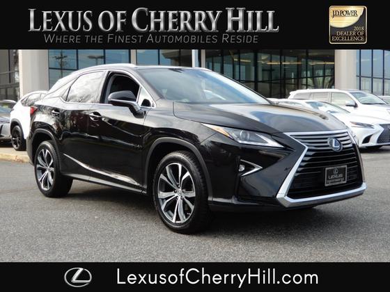2017 Lexus RX 350:24 car images available