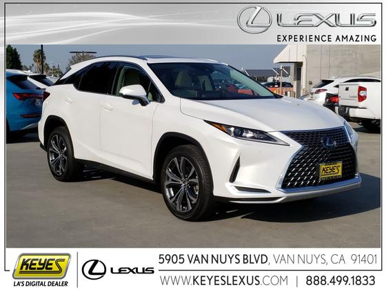 2020 Lexus RX 350:24 car images available