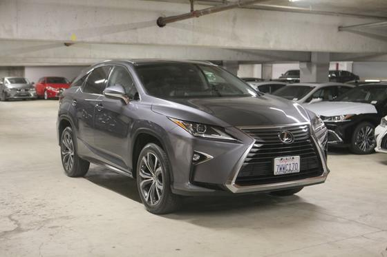 2017 Lexus RX 350:22 car images available