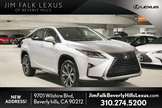 2017 Lexus RX 350:21 car images available