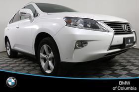 2013 Lexus RX 350:24 car images available