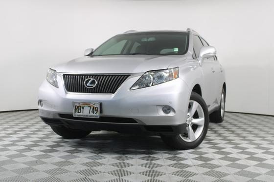2010 Lexus RX 350:13 car images available