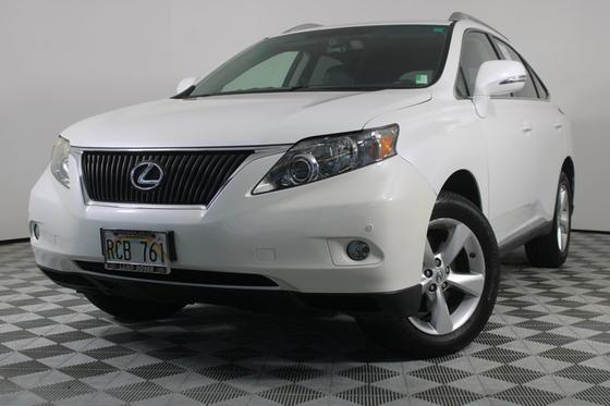 2010 Lexus RX 350:11 car images available
