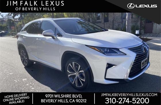 2017 Lexus RX 350:12 car images available