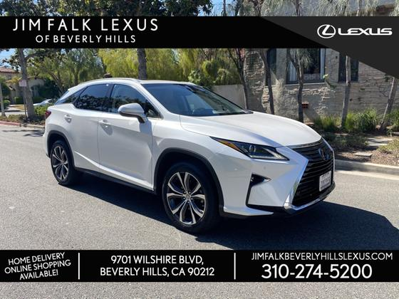 2018 Lexus RX 350:8 car images available