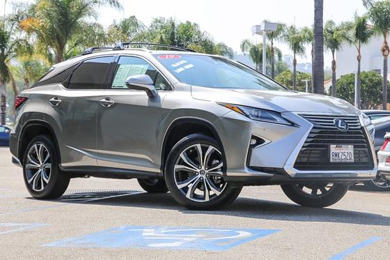 2019 Lexus RX 350:24 car images available