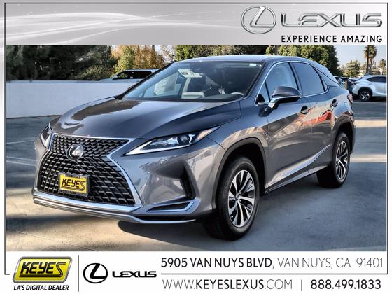 2021 Lexus RX 350:24 car images available