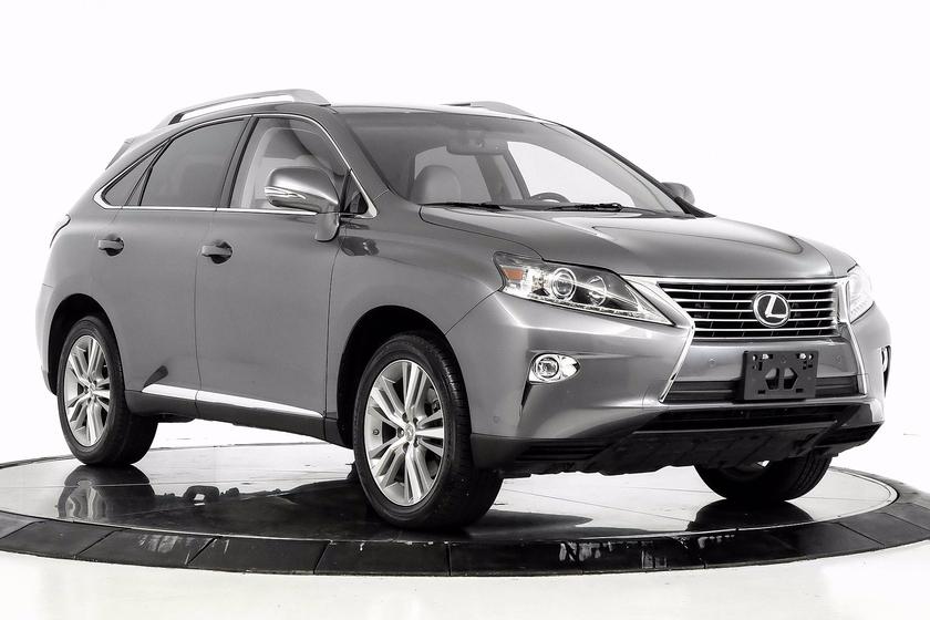 2015 Lexus RX 350:24 car images available