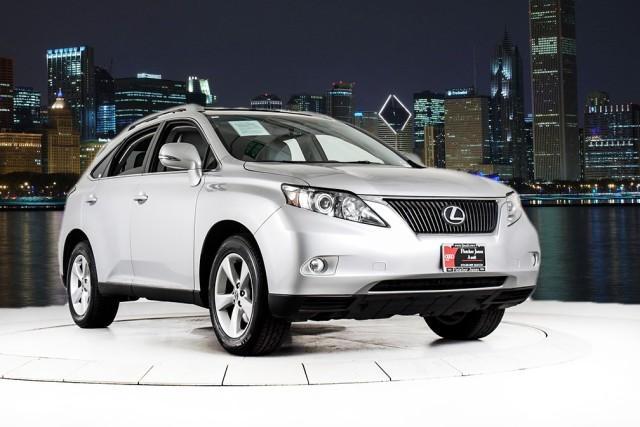 2012 Lexus RX 350:24 car images available