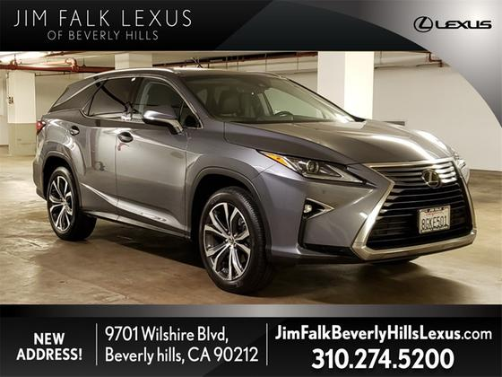 2018 Lexus RX 350L:24 car images available