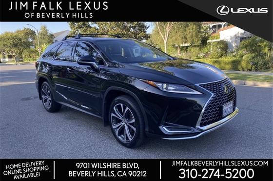 2020 Lexus RX 350L:15 car images available