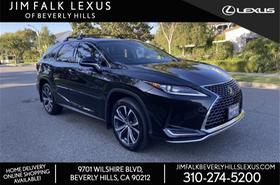 2020 Lexus RX 350L:15 car images available