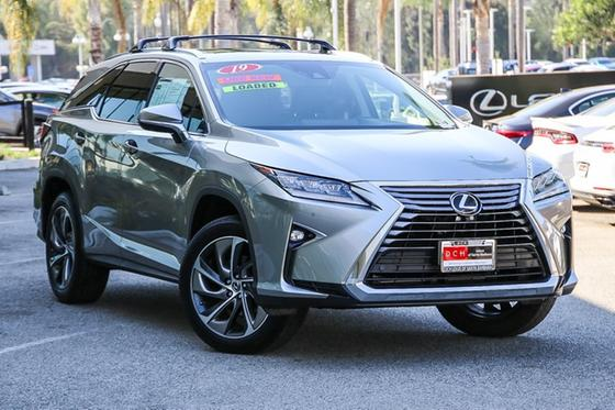 2019 Lexus RX 350L:24 car images available