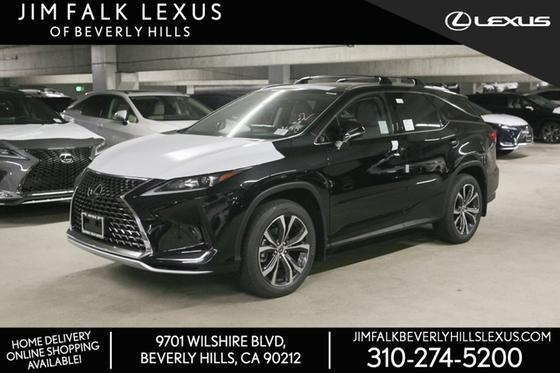2020 Lexus RX 350L:20 car images available