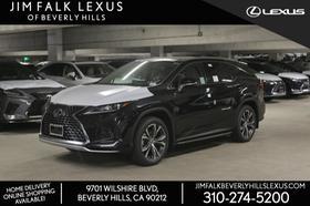 2020 Lexus RX 350L:21 car images available